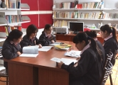 <h5>Girls Library</h5>