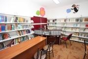 <h5>المكتبة</h5>