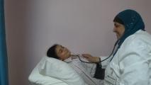 <h5>العيادة</h5><p>عيادة المدرسة</p>